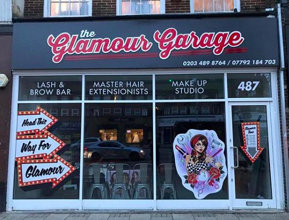 New Salon Opening GG3 Cheam Surrey Thumbnail