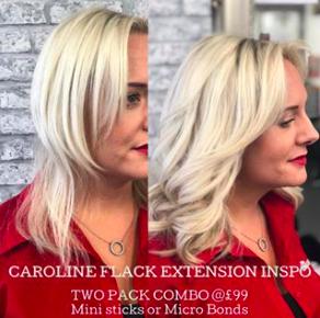 Hair Like Caroline Flack! Thumbnail