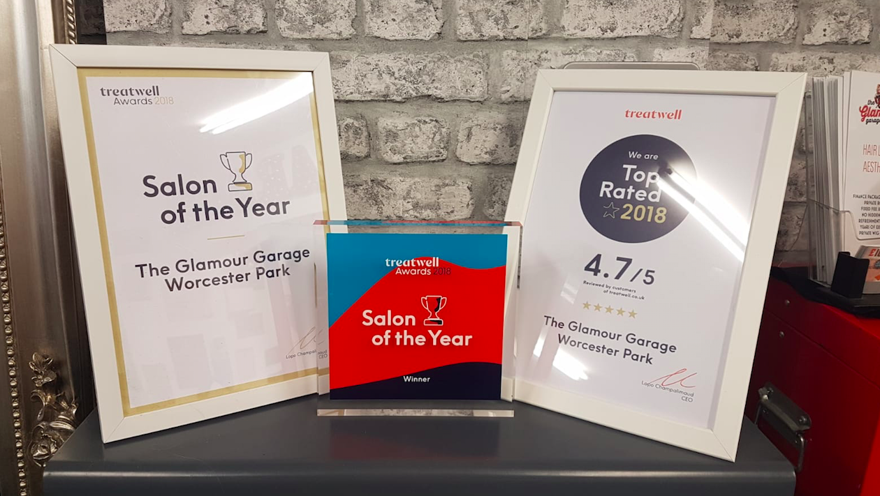 WINNERS OF SALON OF THE YEAR 2018 Thumbnail